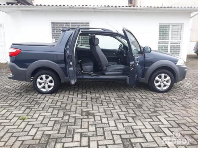 Fiat Strada Working 1.4 mpi Fire Flex 8V CD - Foto 6