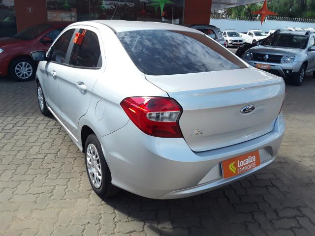 FORD KA + 2018/2018 1.5 SIGMA FLEX SE MANUAL - Foto 4