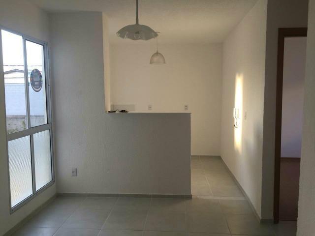 Alugo apartamento 2/4 Condomínio Plaza Fraga Maia - Foto 3