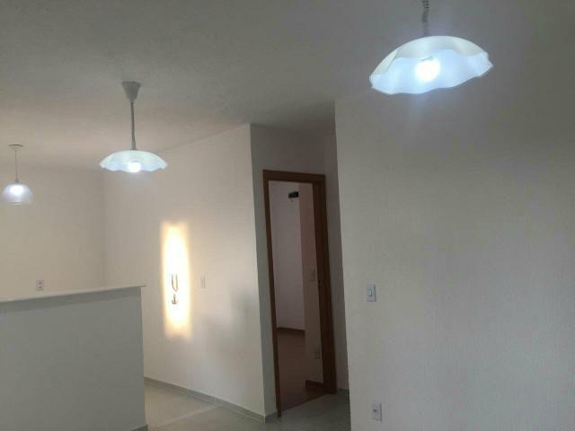 Alugo apartamento 2/4 Condomínio Plaza Fraga Maia - Foto 2