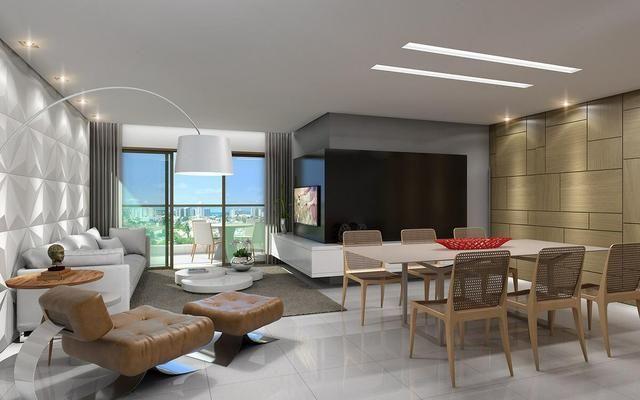Excelente apartamento 3 quartos c/ 3 suítes em Ponta Verde - Foto 4