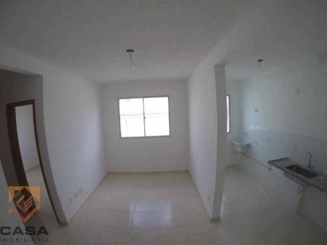 E.R- Parque São Pedro/ Apartamento 2 quartos com suíte - Foto 9