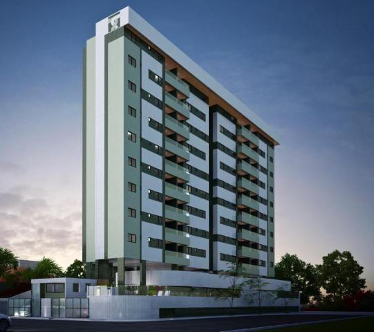 Apartamento à venda com 3 dormitórios em Gruta de lourdes, Maceió cod:74648