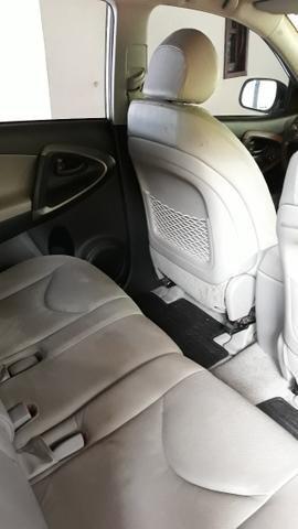 Toyota RAV4 4x4 2011/2011 prata. 2020 Pago. Só venda! Interessados só quem conhece RAV4 - Foto 3