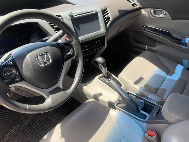 Honda Civic LXR 2.0 - 2014 - Foto 6