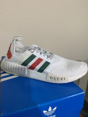 55a2df734 Adidas NMD Gucci - Roupas e calçados - Nova Lima