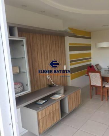 Apartamento à venda com 3 dormitórios em Villagio manguinhos, Serra cod:AP00088 - Foto 13