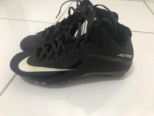 1dd523331 Chuteira Nike Alpha - Futebol Americano - Roupas e calçados - São ...