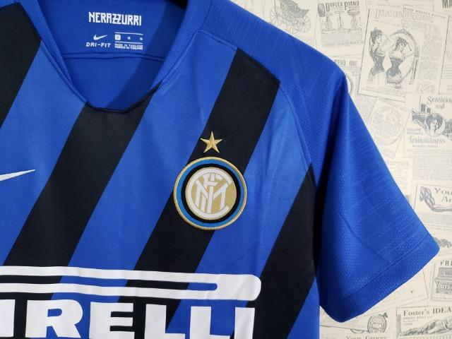Camisa Inter Milão Milan Nerazzurri - Foto 2