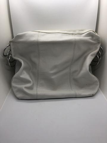 b6156b39c Bolsa de couro branca bege - Bolsas, malas e mochilas - Santo Amaro ...