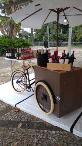 Food Bike Retrô ( baixou o preço )
