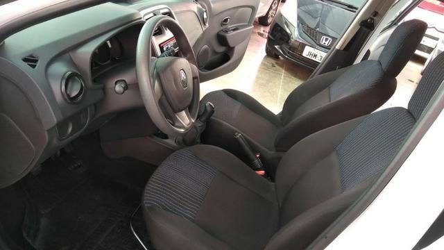 Renault Sandero Authentique 1.0 12V (Flex) 2018 - Foto 6