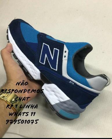 f76644425fd Tênis New Balance - Roupas e calçados - Vila Mariana