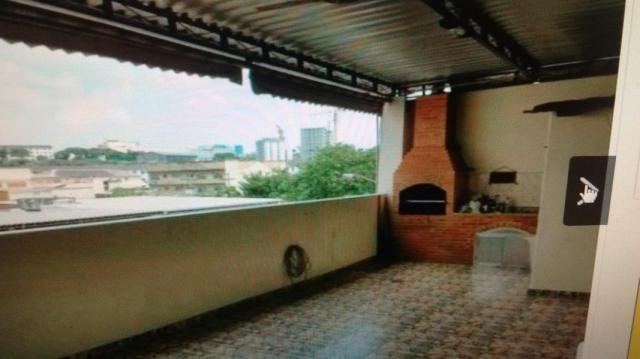 Ótima casa tipo apartamento no segundo andar em vista alegre -venda - Foto 11