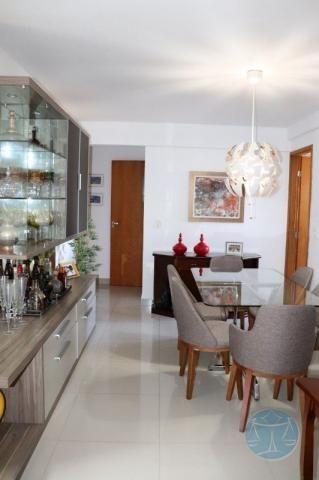 Apartamento à venda com 3 dormitórios em Tirol, Natal cod:10696 - Foto 11