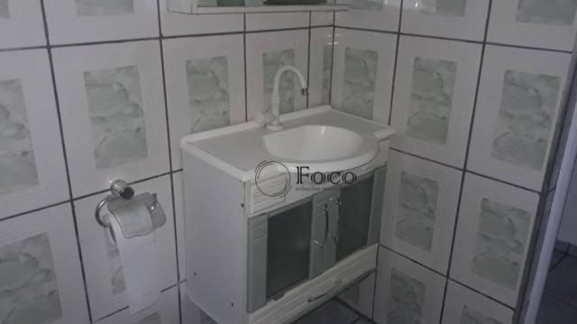 Casa com 2 dormitórios para alugar, 125 m² por R$ 1.100/mês - Parque Jurema - Guarulhos/SP - Foto 18