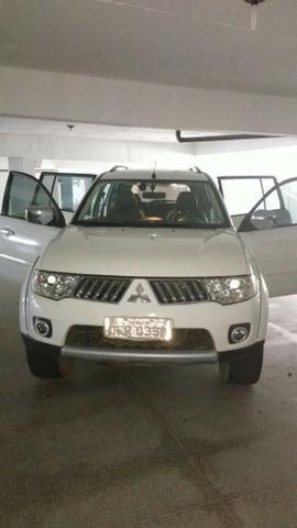 Pajero Dakar Flex 2012, (7Lugares) GNV, A mais econômica 4x4- Oportunidade! - Foto 6
