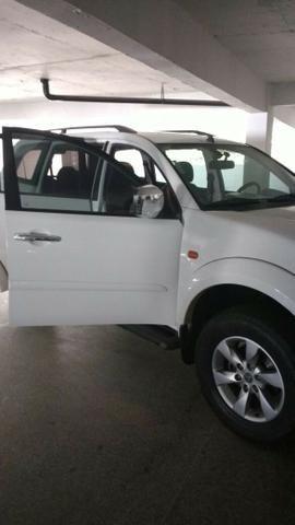 Pajero Dakar Flex 2012, (7Lugares) GNV, A mais econômica 4x4- Oportunidade! - Foto 2