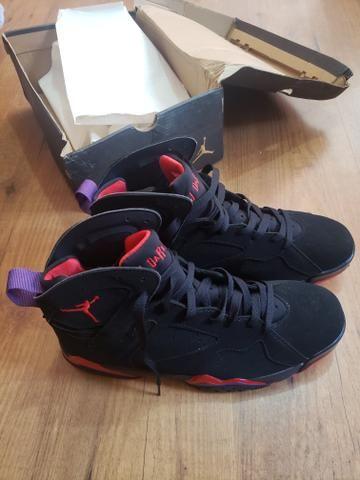 release date: d6f0a 37d81 Air Jordan Retro 7 - Raptors