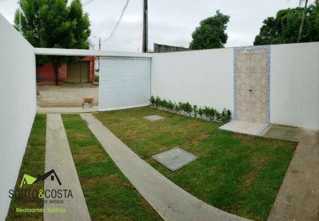 Linda casa com 03 Quartos - Próximo a Fabrica Fortaleza - Foto 3
