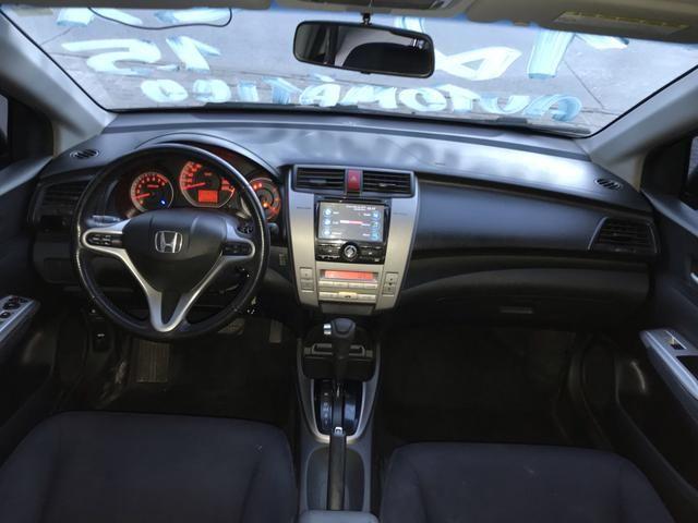 Honda City 1.5 EX AUTOMÁTICO 2012 - Foto 9