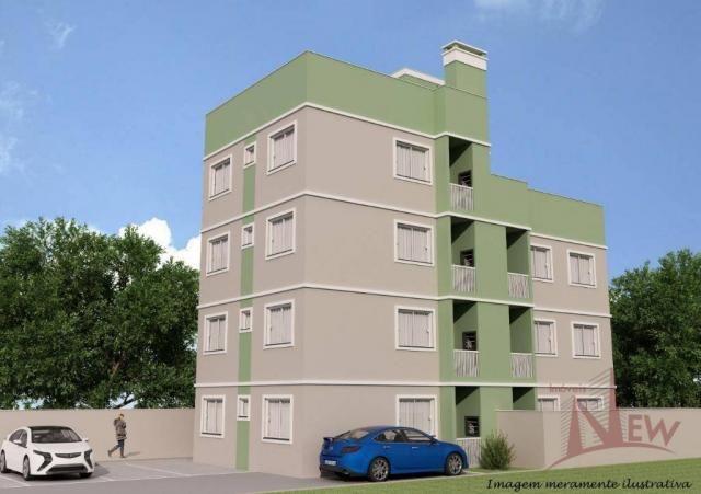 Apartamento 02 quartos em Colombo/PR - Foto 4