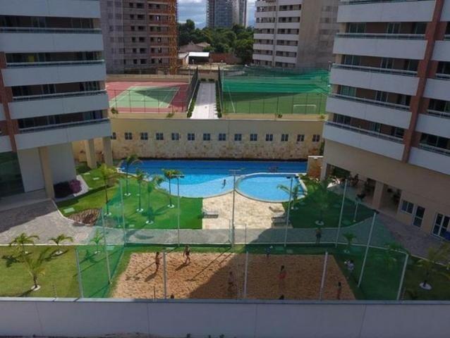 AP1502 Condomínio Las Palmas, Parque Del Sol, apartamento com 3 quartos, 2 vagas, lazer - Foto 13