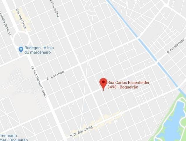 Terreno à venda, 600 m² por R$ 690.000,00 - Boqueirão - Curitiba/PR