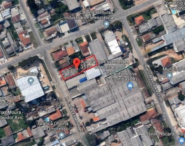 Terreno à venda, 600 m² por R$ 690.000,00 - Boqueirão - Curitiba/PR - Foto 5