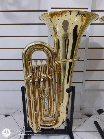 Tuba sinfônica HS musical. - Foto 3