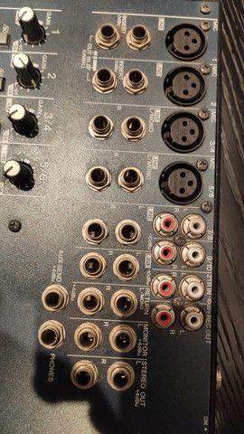 Yamaha Mg-102 Mesa De Audio Som Mixagem 10 Canais<br><br> - Foto 3