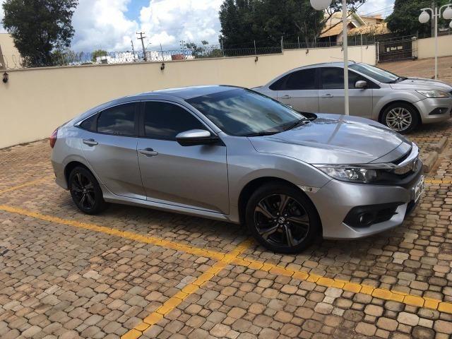 Honda Civic Sport 2.0 AT 16/17 - Foto 2