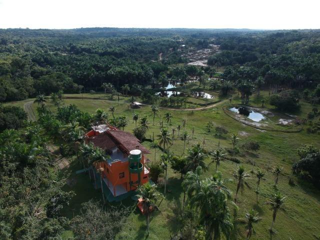 Balneário,Sítio com Restaurante funcionando BR 174 KM30 com 320.000 m² de área - Foto 11