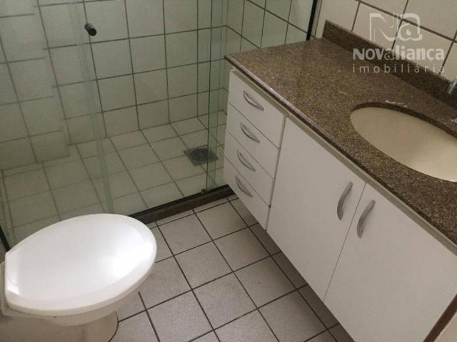Apartamento com 3 quartos para alugar, 110 m² por R$ 1.200/mês - Praia da Costa - Vila Vel - Foto 13