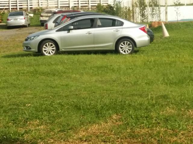 Civic LXL 12/12 Automático