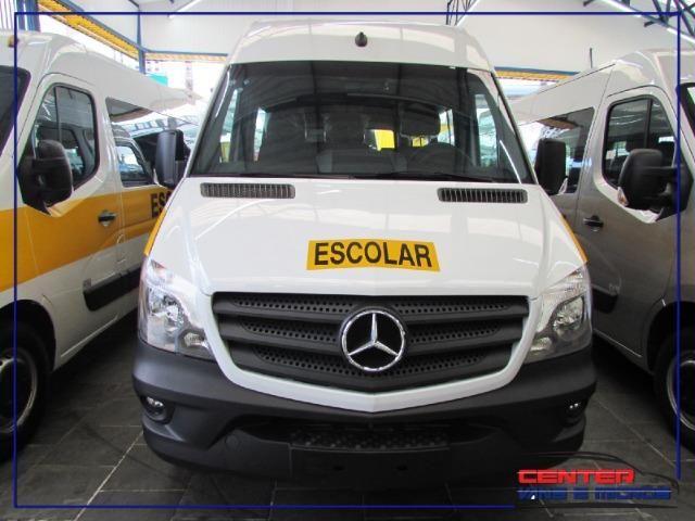 Mercedes-Benz Sprinter Escolar 20 Lugares Teto Alto - Foto 2