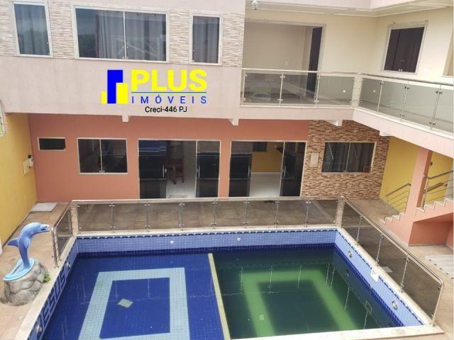 Casa nova Com piscina no Residencial Amazonas / Iranduba