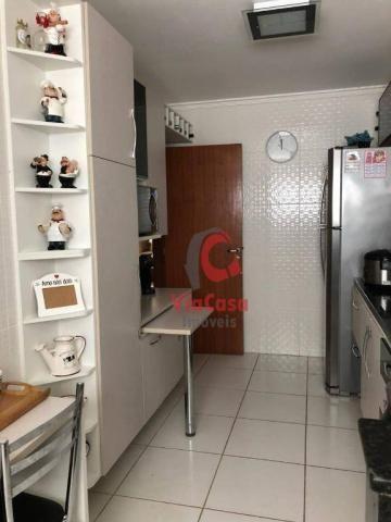 Apartamento com 4 dormitórios à venda, 124 m² por R$ 790.000,00 - Costazul - Rio das Ostra - Foto 14