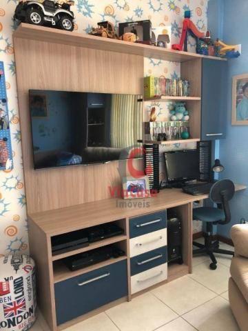 Apartamento com 4 dormitórios à venda, 124 m² por R$ 790.000,00 - Costazul - Rio das Ostra - Foto 7