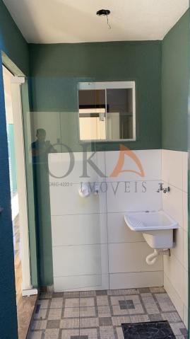 Casa de 02 Dormitórios no Campo de Santana é na OKA Imóveis - Foto 10
