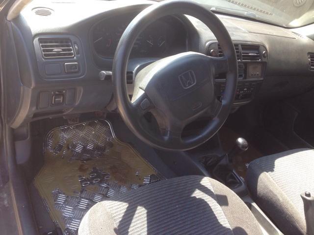 Honda Civic 2000 venda ou troca - Foto 4