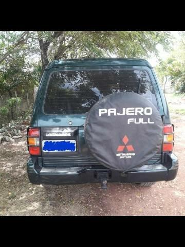 PAJERO 98 V6 3.0 gasolina