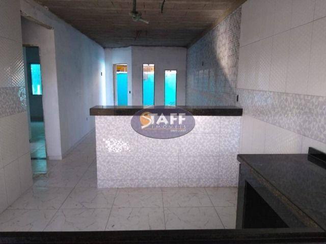 RRR:Casa 2 quartos sendo 1 suite com área gourmet no orla 500 em Unamar-Cabo Frio! - Foto 4