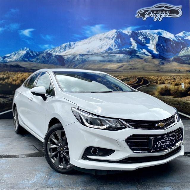 Chevrolet Cruze Sport LTZ 1.4