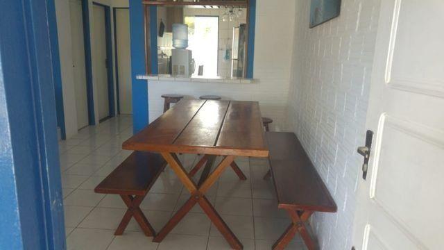 Itapuama - Alugo casa em condomínio, beira-mar, Praia de Itapuama - Foto 11