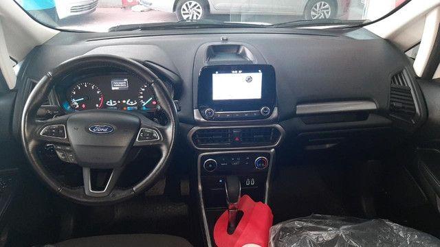 Ecosport SE 2019 Automatica - Muito Nova - Foto 7