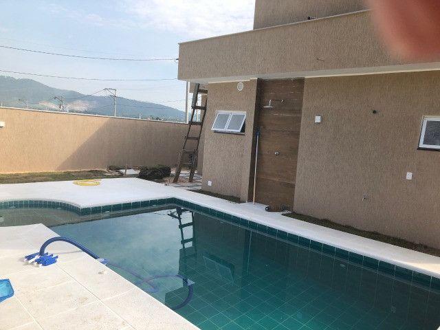 Código 45 - Linda casa em condomínio fechado em Inoã - Maricá-RJ