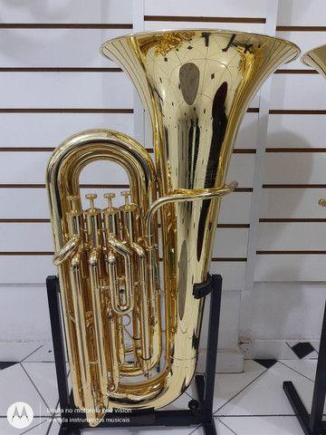 Tuba sinfônica HS musical. - Foto 6
