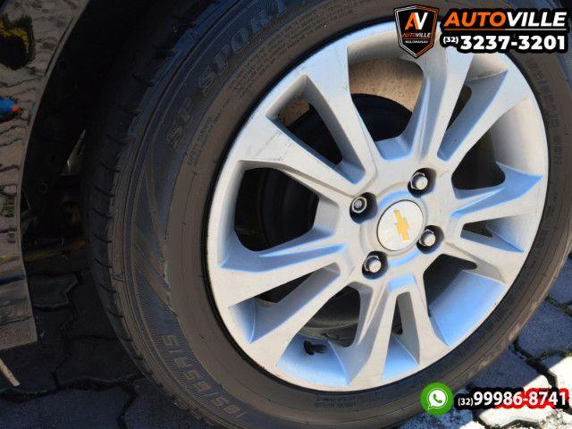 Chevrolet Prisma LT 1.0 Flex Completo*Rodas de Liga Leve*Motor 80CV - 2014 - Foto 7