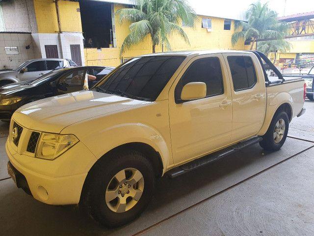 Nissan Frontier XE 4×4 Diesel 2013/2013